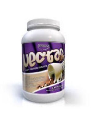 Syntrax Nectar Lattes Whey Protein Isolate Cappuccino 2 Lbs