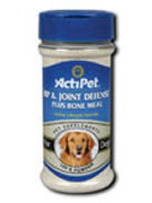 ActiPet Hip and Joint Defense Plus Bone Meal 159g Powder