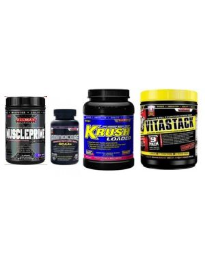 Allmax Nutrition Ultimate Bodybuidling Stack