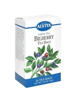 Alvita Bilberry Tea