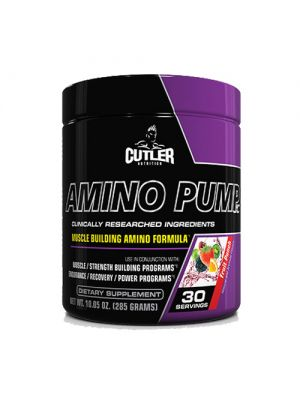 Cutler Nutrition Amino Pump 30 Servings