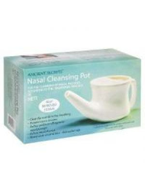 Ancient Secrets Nasal Cleansing Pot (NETI) 1 Unit