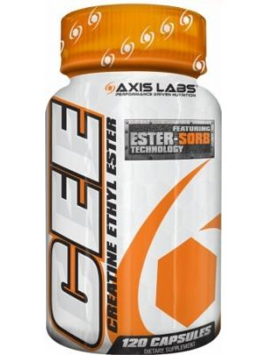 Axis Labs Creatine Ethyl Ester 120 Caps