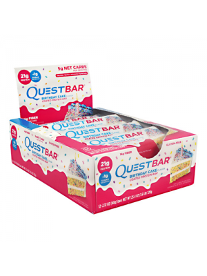 Quest Nutrition Quest Bar Protein Bar 12/Box