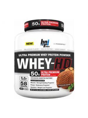 Bpi Whey-HD 4.98 Lbs