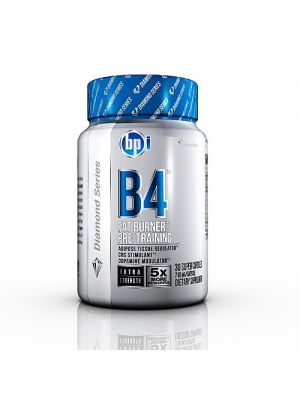 Bpi B4 Thermogenic 30 Caps