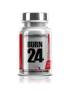 Omega Sports Burn24 90 Caps