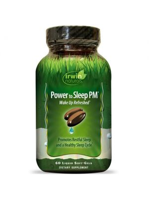 Irwin Naturals Power to Sleep PM Melatonin-Free