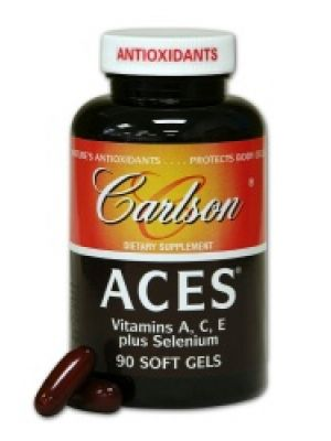 Carlson ACES 90 SoftGels