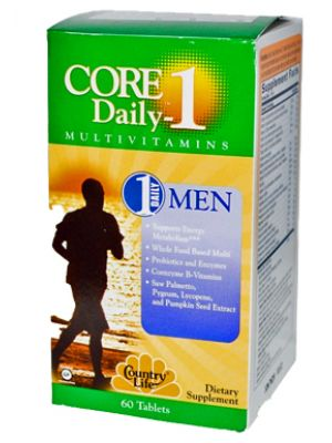 Country Life Core Daily-1 Men 50+ Multivitamin