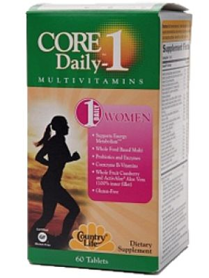 Country Life Core Daily-1 Women 50+