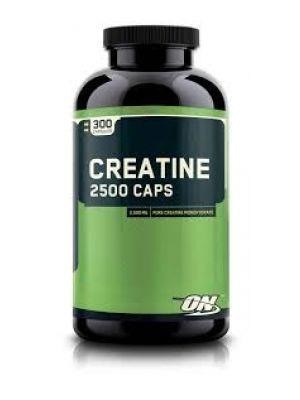 Optimum Creatine 2500-300 Caps