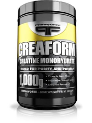 PrimaForce Creaform Creatine Monohydrate 1000 Grams
