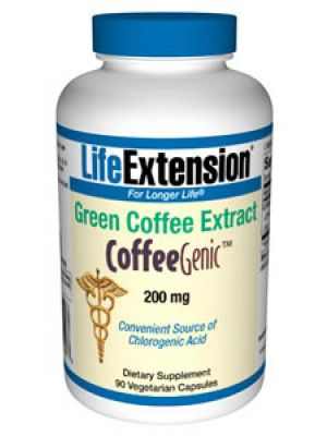 Dr. Oz Coffee Bean Extract 200mg
