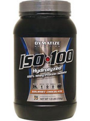 Dymatize ISO 100 Hydrolyzed Whey 1.6Lbs