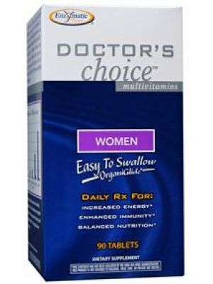 Enzymatic Therapy Doctor's Choice For Women 90 Tablets