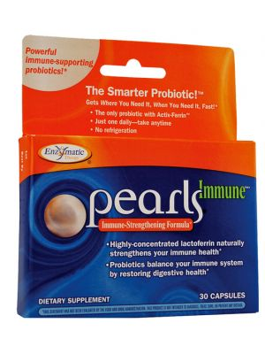 Enzymatic Therapy Pearls Immune 30 Capsules