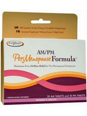 Enzymatic Therapy Am/Pm Peri Menopause 60 Tablets