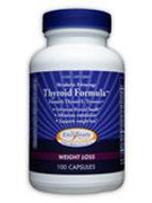Enzymatic Therapy Metabolic Advantage Thyroid Formula 100 Caps