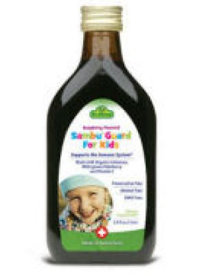 Flora Dr. Dunner Sambu Guard for Kids 5.9 Fl Oz