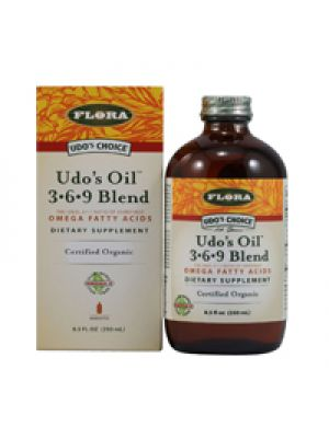 Flora (Udo's Choice) Udo's Choice Oil Blend 8.5oz