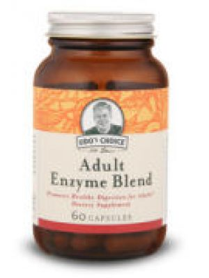 Flora Udo's Choice Advanced Adult Enzyme Blend 60 Capsules