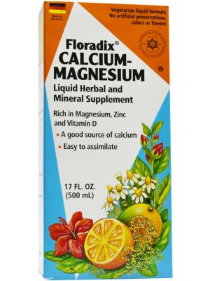 Flora (Udo's Choice) Floradix Magnesium 17 Fl Oz