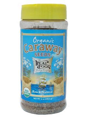 FunFresh Foods Organic Caraway Seeds 6 Oz