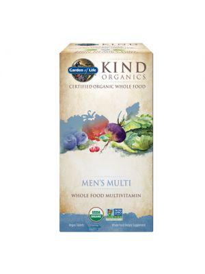 MyKind Organics Non-GMO Men's Multi 120 Tabs