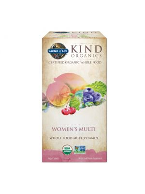 Garden of Life Kind Organics Women's Multi 60 Tabs