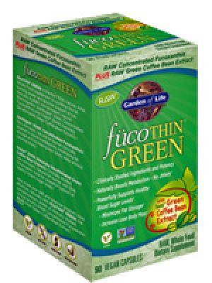 Garden of Life FucoTHIN Green 90 Vegan Caps