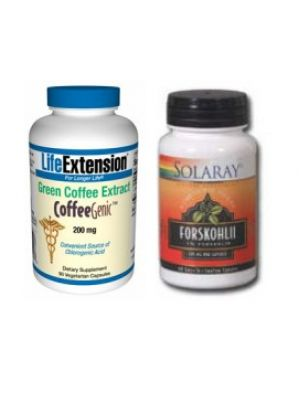 Dr. Oz Green Coffee BEan Extract Stack