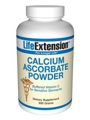 Life Extension Calcium Ascorbate 300 grams