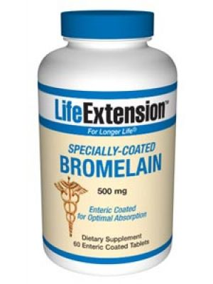 Life Extension Bromelain 500mg 60 Caps