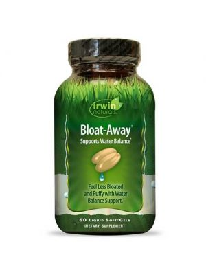 Irwin Naturals Bloat-Away 60 Liquid Softgels