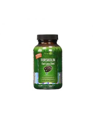 Irwin Naturals Forskolin Fat-Loss Diet 60 Liquid Softgels
