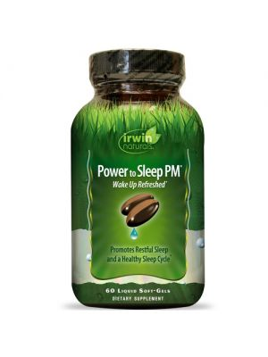 Irwin Naturals Power to Sleep PM 60 Gels