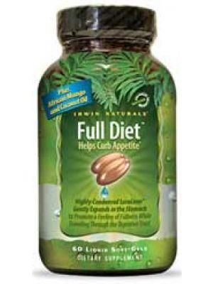 Irwin Naturals Full Diet 60 Gels