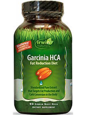 Irwin Naturals Garcinia HCA 90 Liquid Soft Gels