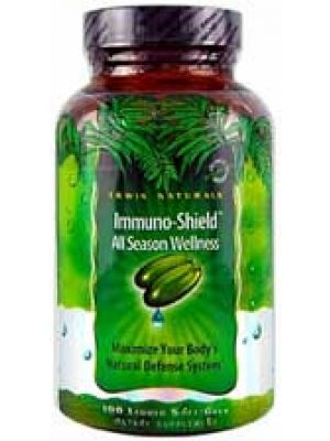 Irwin Naturals Immuno-Shield 100 Liquid Soft Gels