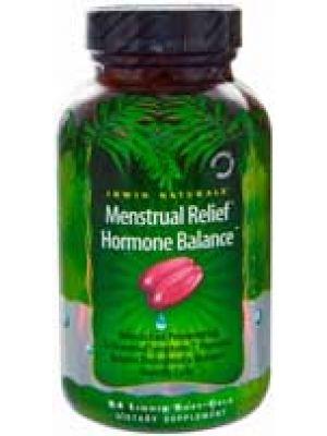 Irwin Naturals Menstrual Relief Hormone Balance 84 Gels