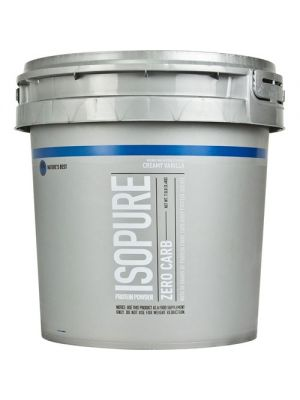 Nature's Best Isopure Zero Carb 7.5 Lbs