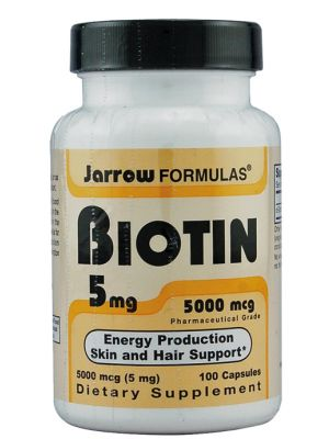 Jarrow Formulas Biotin Skin and Hair Support
