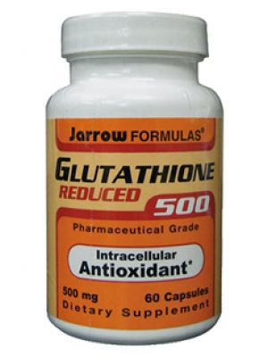 Jarrow Formulas Reduced Glutathione Intracellular Antioxidant