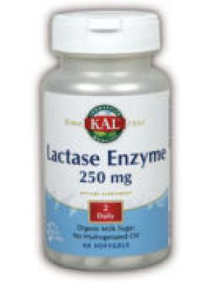 Kal Lactase 250mg 60 Softgels