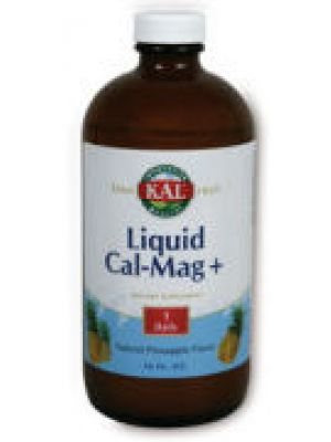 Kal Liquid Cal Mag+ Orange 16 oz