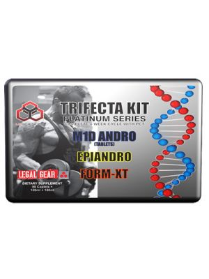LG Sciences Trifecta Andro Kit
