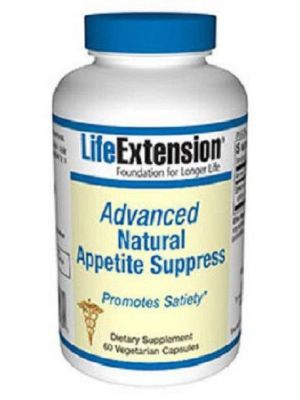 Life Extension Advanced Natural Appetite Suppress 60VC