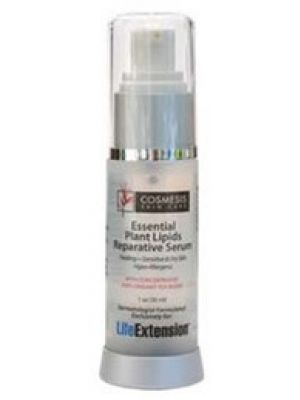 Life Extension Essential Plant Lipids Reparative Serum