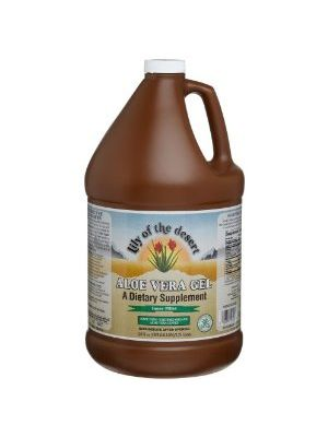Lily of the Desert Aloe Vera Juice 1 Gallon